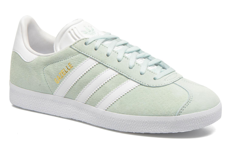 Vert Adidas Sneakers Femmes Gazelle TACSma