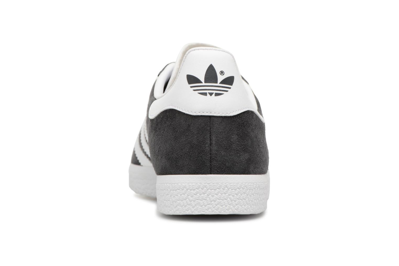 Blacry/Noiess/Ftwbla Adidas Originals Gazelle W (Gris)