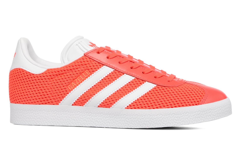 Deportivas Adidas Originals Gazelle W Naranja vistra trasera