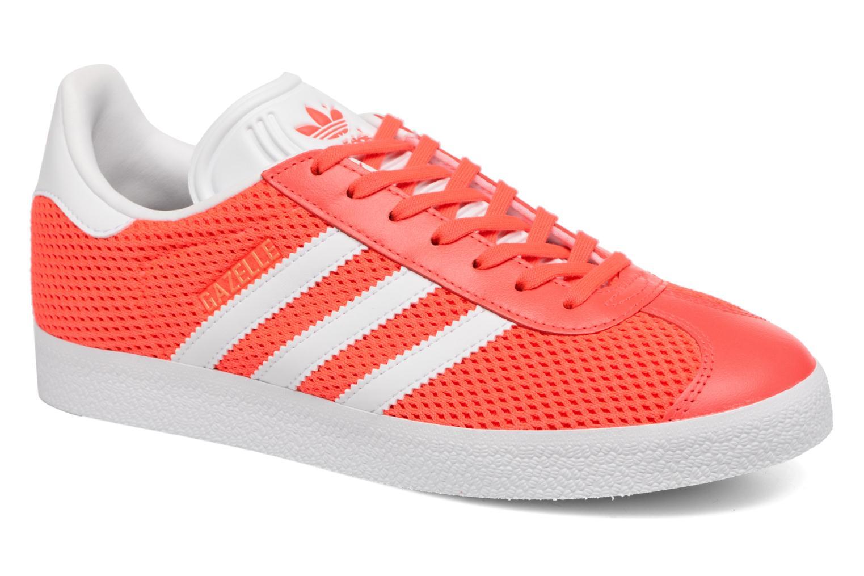 Zapatos cómodos y versátiles Adidas Originals Gazelle W (Naranja) - Deportivas en Más cómodo