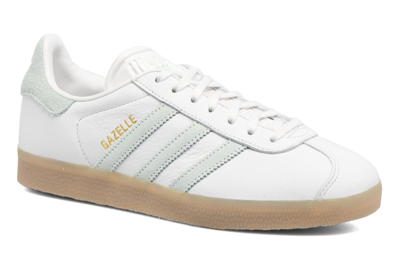 Vert Blanc Ormeta Adidas Originals Gazelle W (Vert)