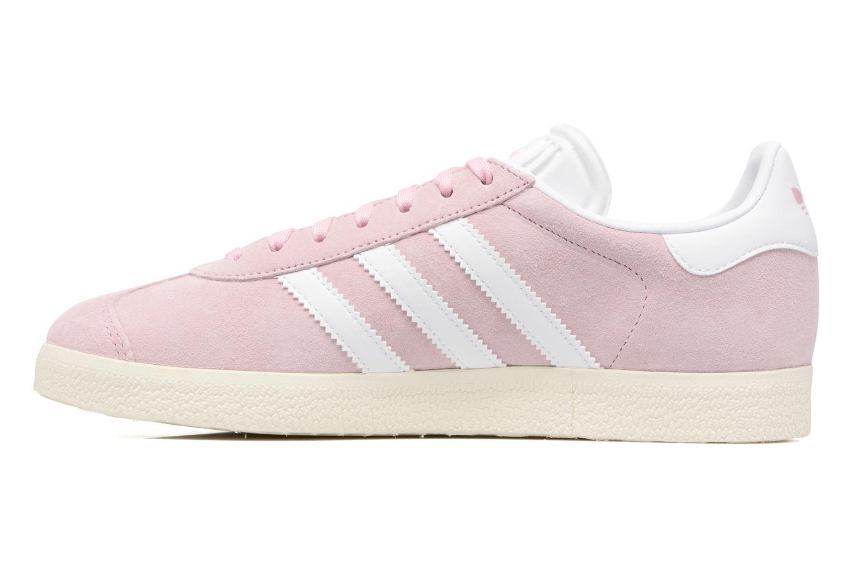 Sneakers Adidas Originals Gazelle W Rosa immagine frontale