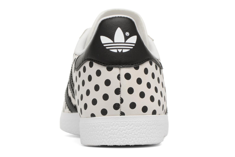 Sneakers Adidas Originals Gazelle W Grigio immagine destra