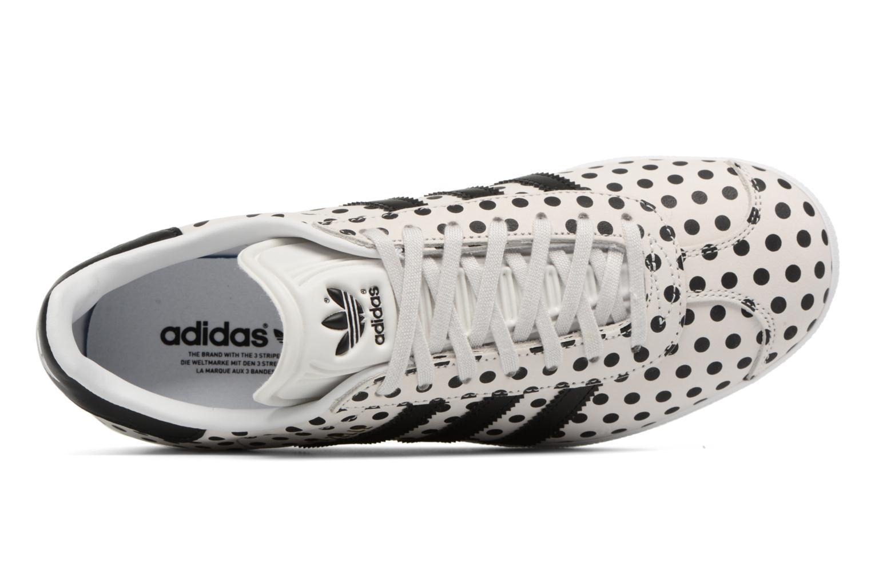 Sneakers Adidas Originals Gazelle W Grigio immagine sinistra