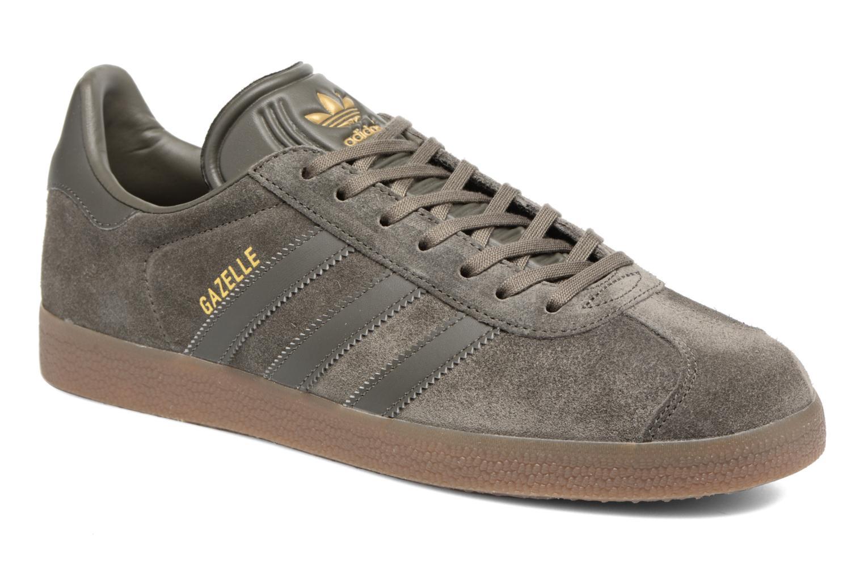 adidas gazelle gris suela goma