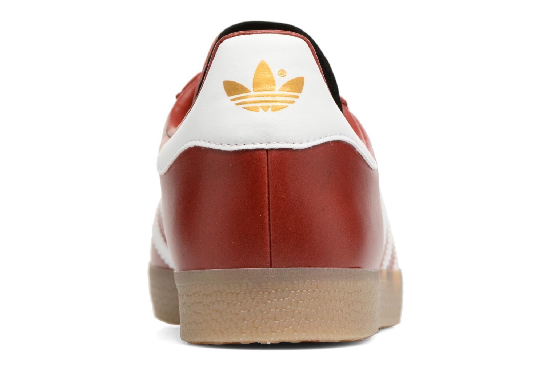 Gritra/Ftwbla/Cartra Adidas Originals Gazelle (Gris)