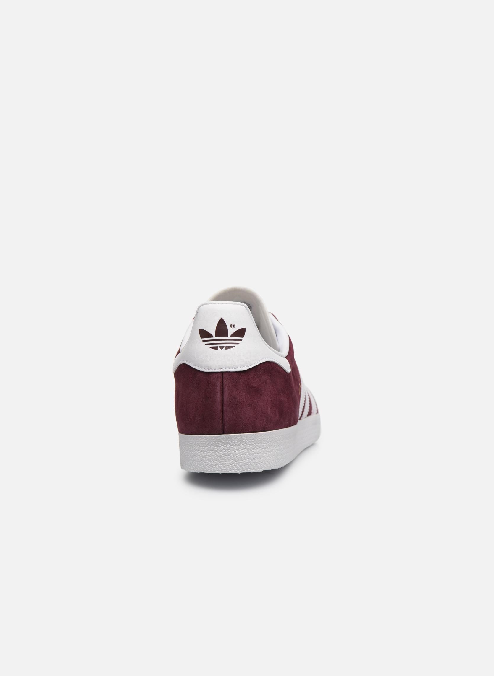 Sneakers Adidas Originals Gazelle Bordò immagine destra