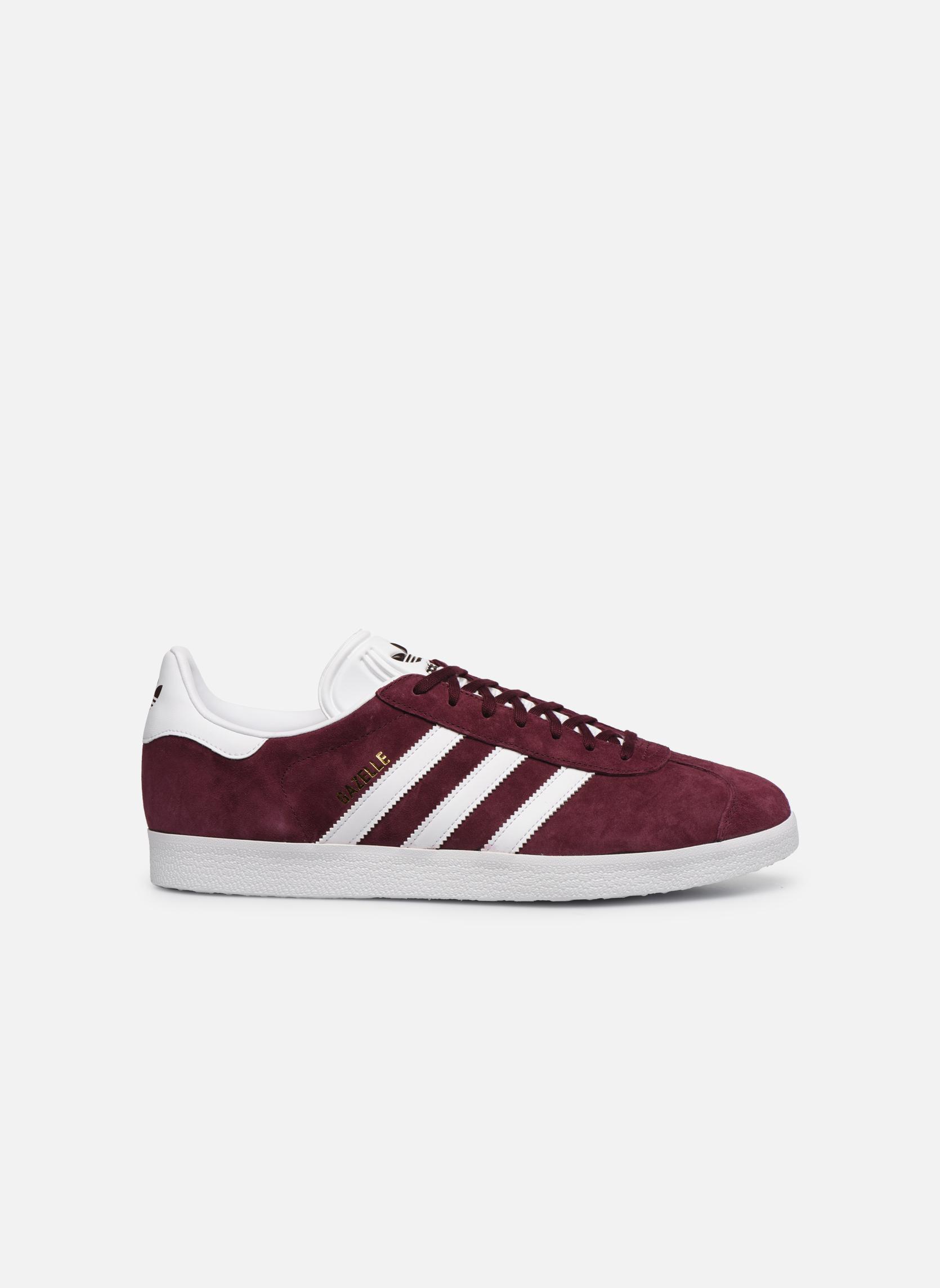 Sneakers Adidas Originals Gazelle Bordò immagine posteriore
