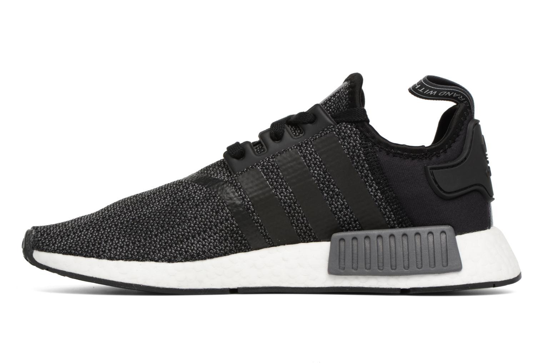 Sneakers Adidas Originals Nmd_R1 Sort se forfra