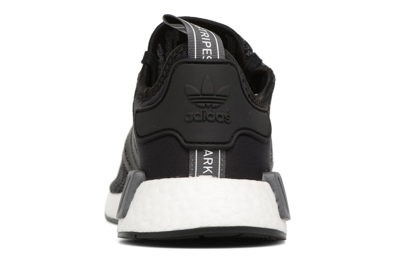 Sneakers Adidas Originals Nmd_R1 Svart Bild från höger sidan