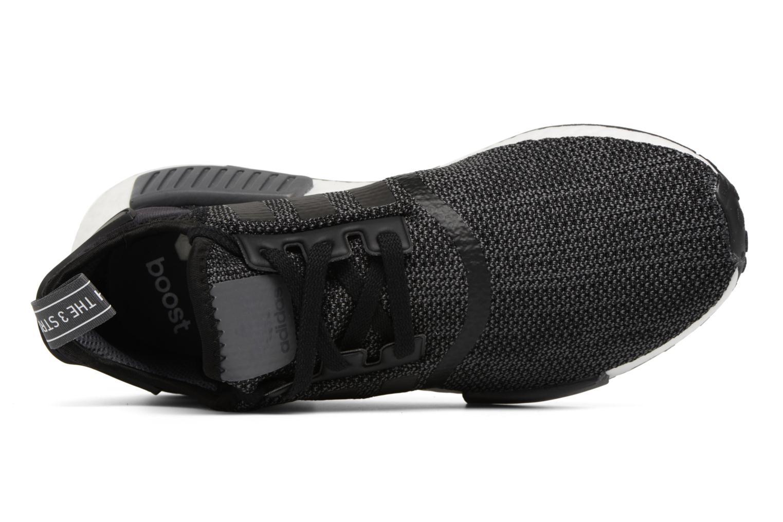 Sneakers Adidas Originals Nmd_R1 Svart bild från vänster sidan