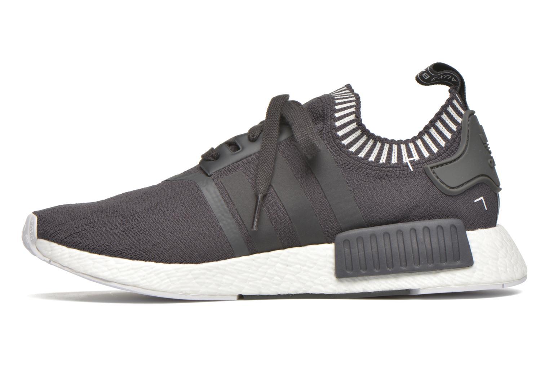 Ftwbla/Ftwbla/Gum4 Adidas Originals Nmd_R1 Pk (Blanc)