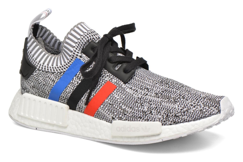 Sneakers Adidas Originals Nmd_R1 Pk Grijs detail