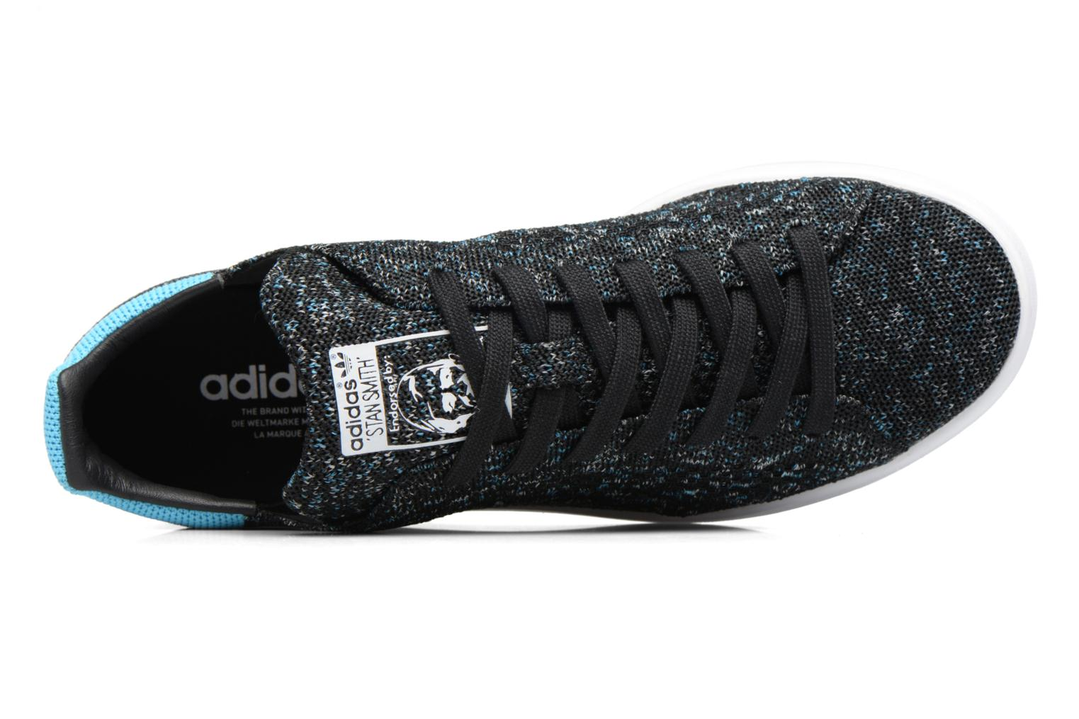 Carbon/Carbon/Blacra Adidas Originals Stan Smith Pk (Noir)