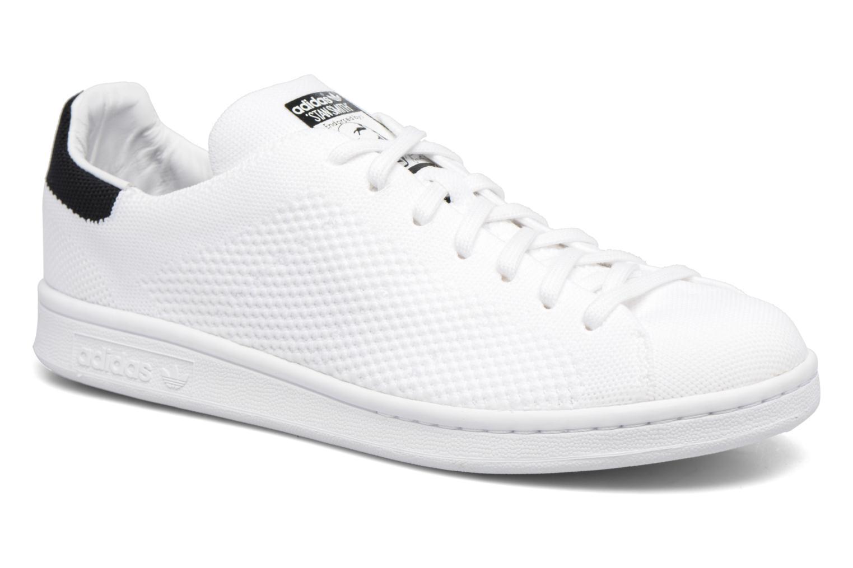 Baskets Adidas Originals Stan Smith Pk Blanc vue détail/paire