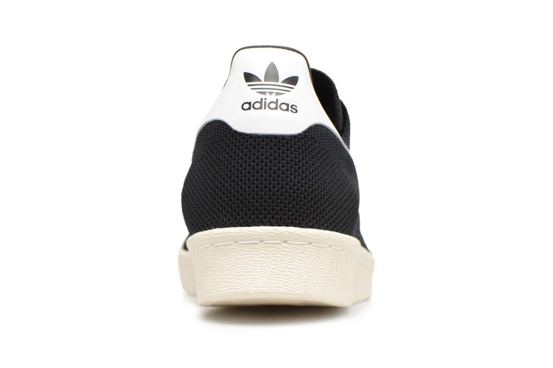 Blnaco/Noiess/Onix Adidas Originals Superstar 80S Pk (Bleu)