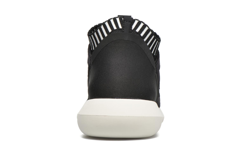 Deportivas Adidas Originals Tubular Defiantpk W Negro vista lateral derecha