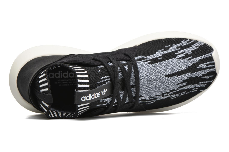 Deportivas Adidas Originals Tubular Defiantpk W Negro vista lateral izquierda