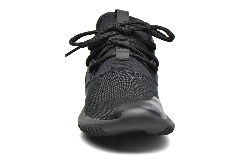 Baskets Adidas Originals Tubular Entrap W Noir vue portées chaussures