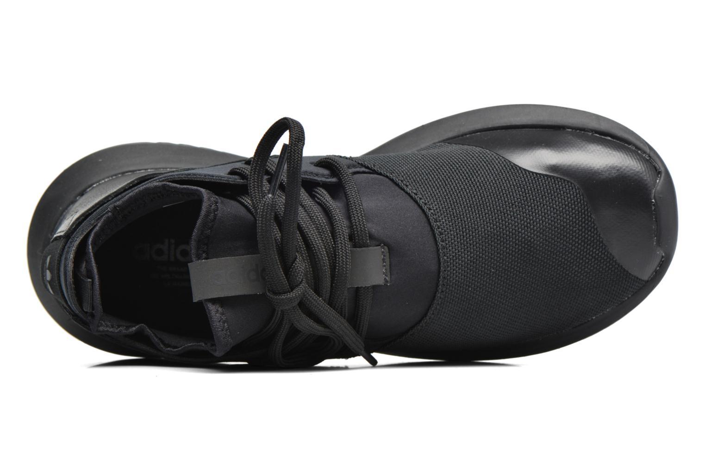 Baskets Adidas Originals Tubular Entrap W Noir vue gauche