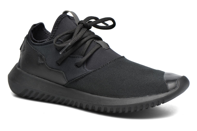 Zapatos de hombres y mujeres de moda casual Adidas Originals Tubular Entrap W (Negro) - Deportivas en Más cómodo