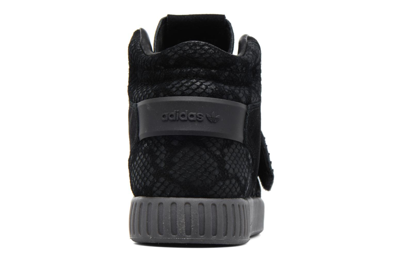 Ftwbla/Gomme1/Noiess Adidas Originals Tubular Invader Strap (Gris)