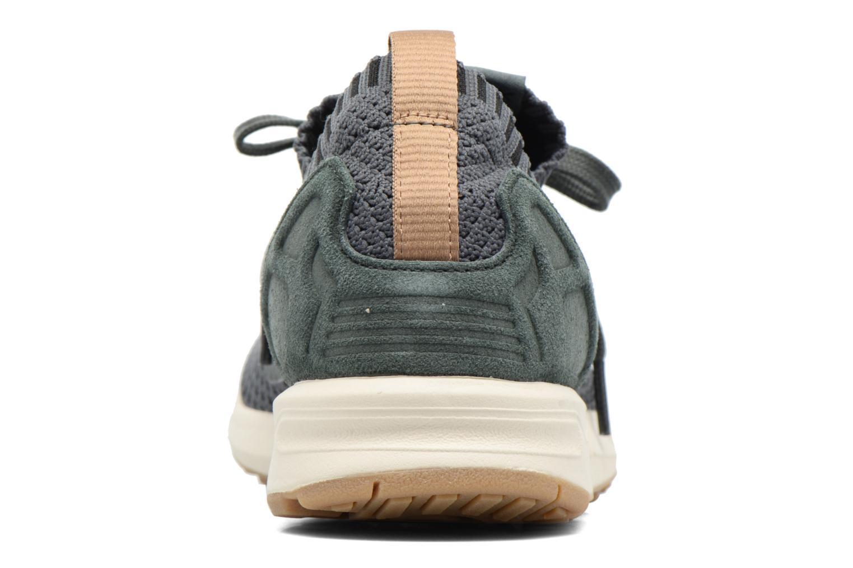 Baskets Adidas Originals Zx Flux Pk Vert vue droite