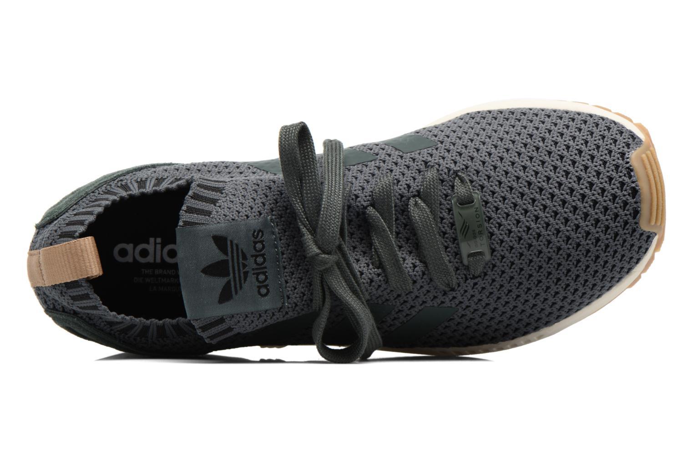 Sneakers Adidas Originals Zx Flux Pk Grøn se fra venstre