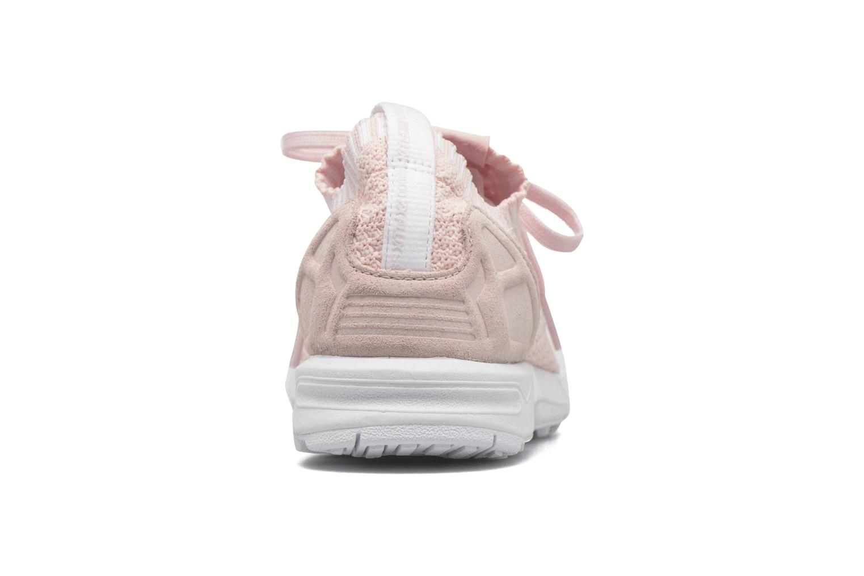 Baskets Adidas Originals Zx Flux Pk W Rose vue droite