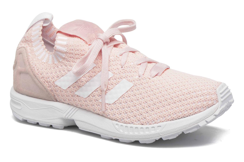Baskets Adidas Originals Zx Flux Pk W Rose vue détail/paire