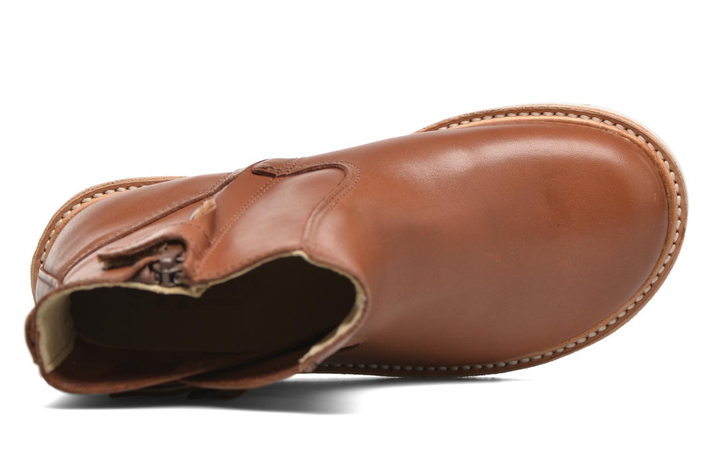 Bottines et boots Young Soles Vera Marron vue gauche