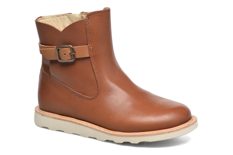 Vera Chestnut Brown Leather