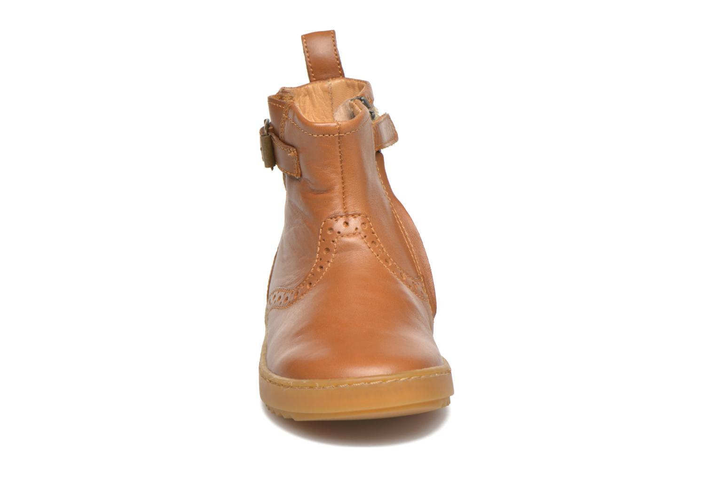 Bottines et boots Pom d Api Wouf Boots Marron vue portées chaussures