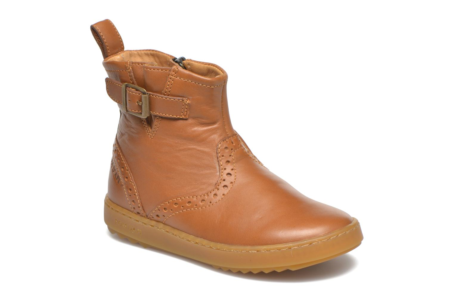 Wouf Boots Camel