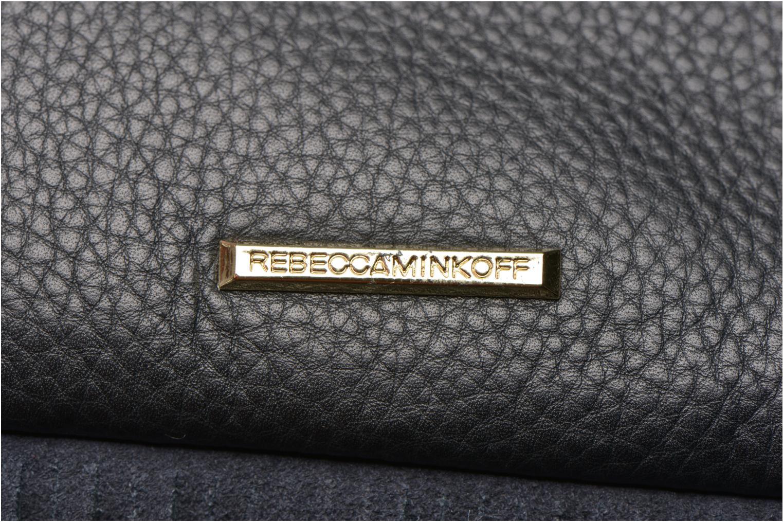 Sacs pochettes Rebecca Minkoff Taj Crossbody Multicolore vue gauche