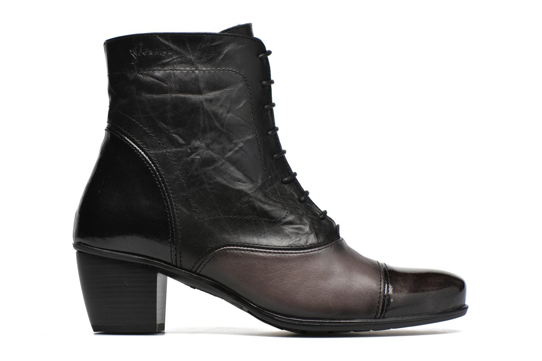 Bottines et boots Dorking Brisda 6885 Gris vue derrière
