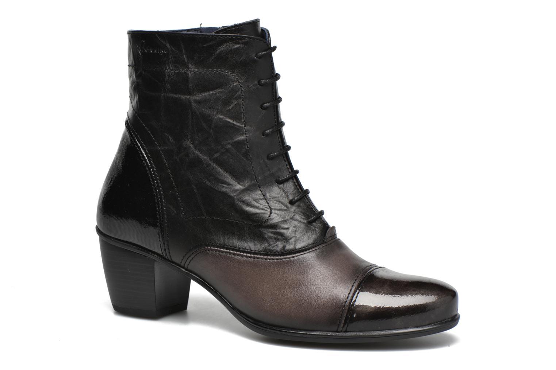 Bottines et boots Dorking Brisda 6885 Gris vue détail/paire