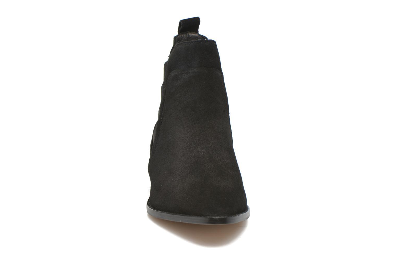 Bottines et boots Rebecca Minkoff JACY Noir vue portées chaussures