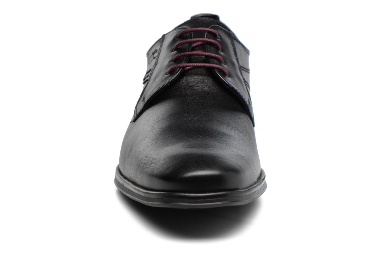 Chaussures à lacets Fluchos Nugget 9488 Noir vue portées chaussures