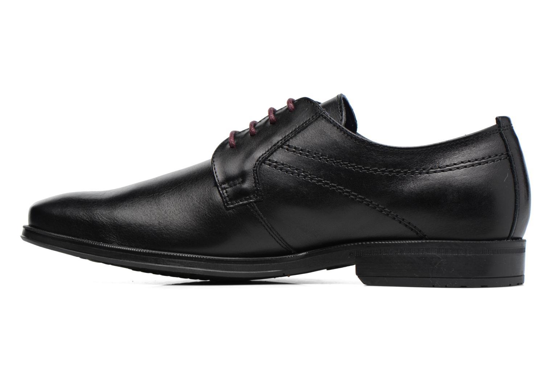Chaussures à lacets Fluchos Nugget 9488 Noir vue face