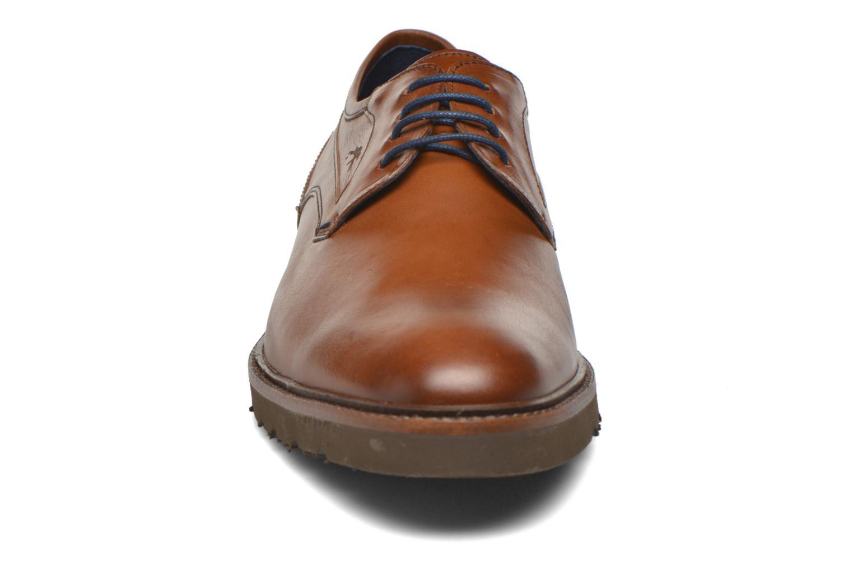Chaussures à lacets Fluchos Cavalier 9518 Marron vue portées chaussures