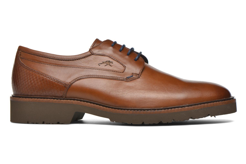 Chaussures à lacets Fluchos Cavalier 9518 Marron vue derrière