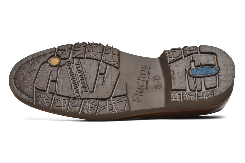 Chaussures à lacets Fluchos Cavalier 9518 Marron vue haut