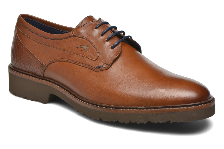 Chaussures à lacets Fluchos Cavalier 9518 Marron vue détail/paire