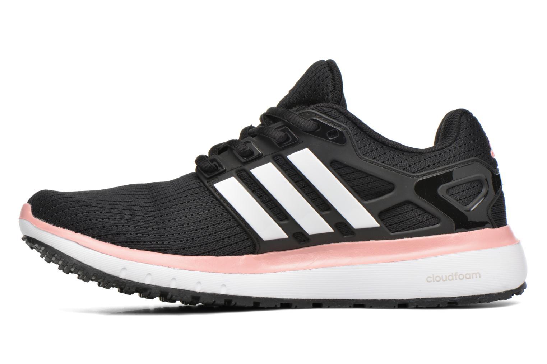 Chaussures de sport Adidas Performance energy cloud wtc w Noir vue face