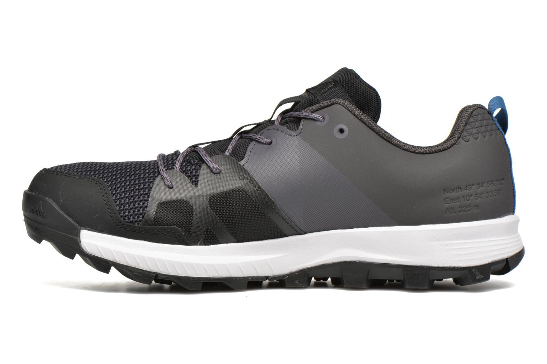 Chaussures de sport Adidas Performance kanadia 8 tr m Noir vue face