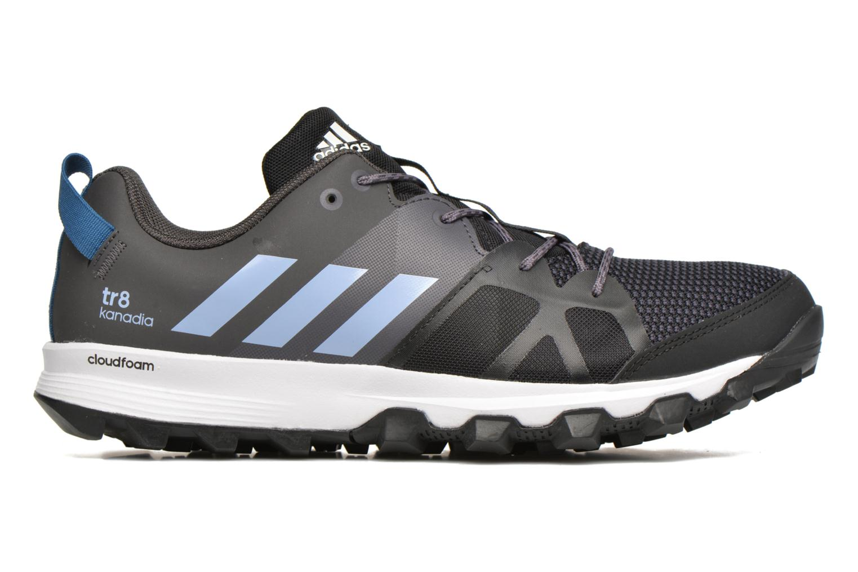 Chaussures de sport Adidas Performance kanadia 8 tr m Noir vue derrière