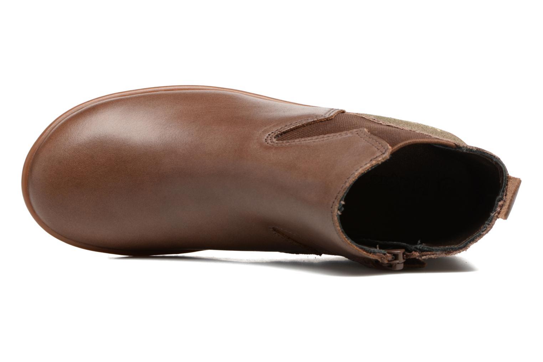 Vermillon marron