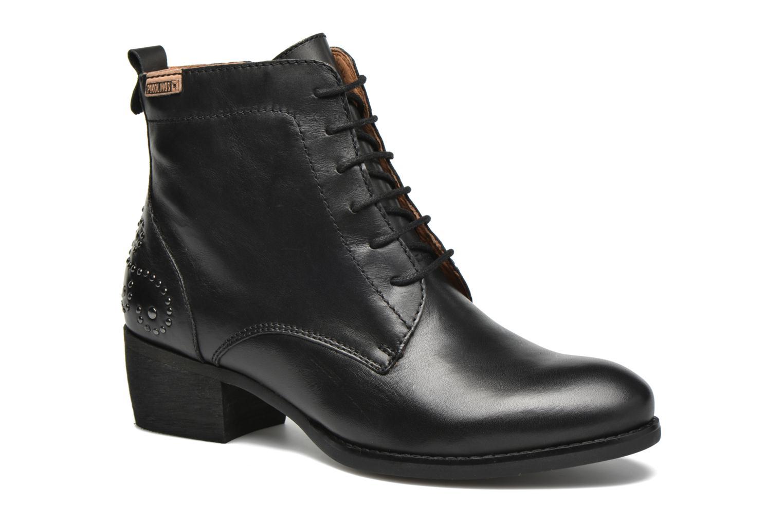 Grandes descuentos últimos zapatos Pikolinos HAMILTON W2E-8701 (Negro) - Botines  Descuento