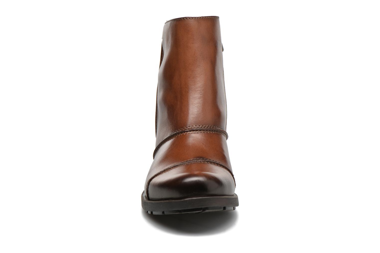 Bottines et boots Pikolinos LE MANS 838-8714 Marron vue portées chaussures